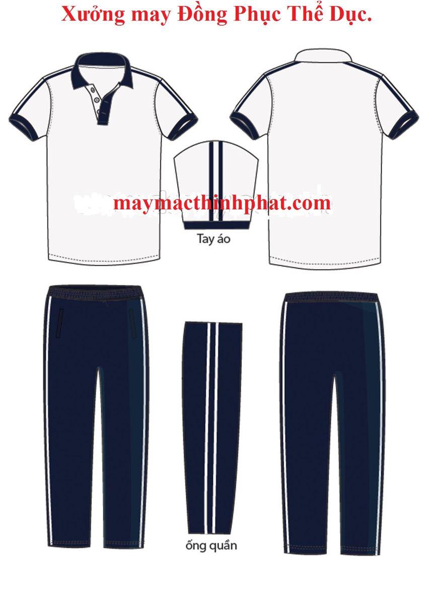 Đồng phục thể dụcTP 25