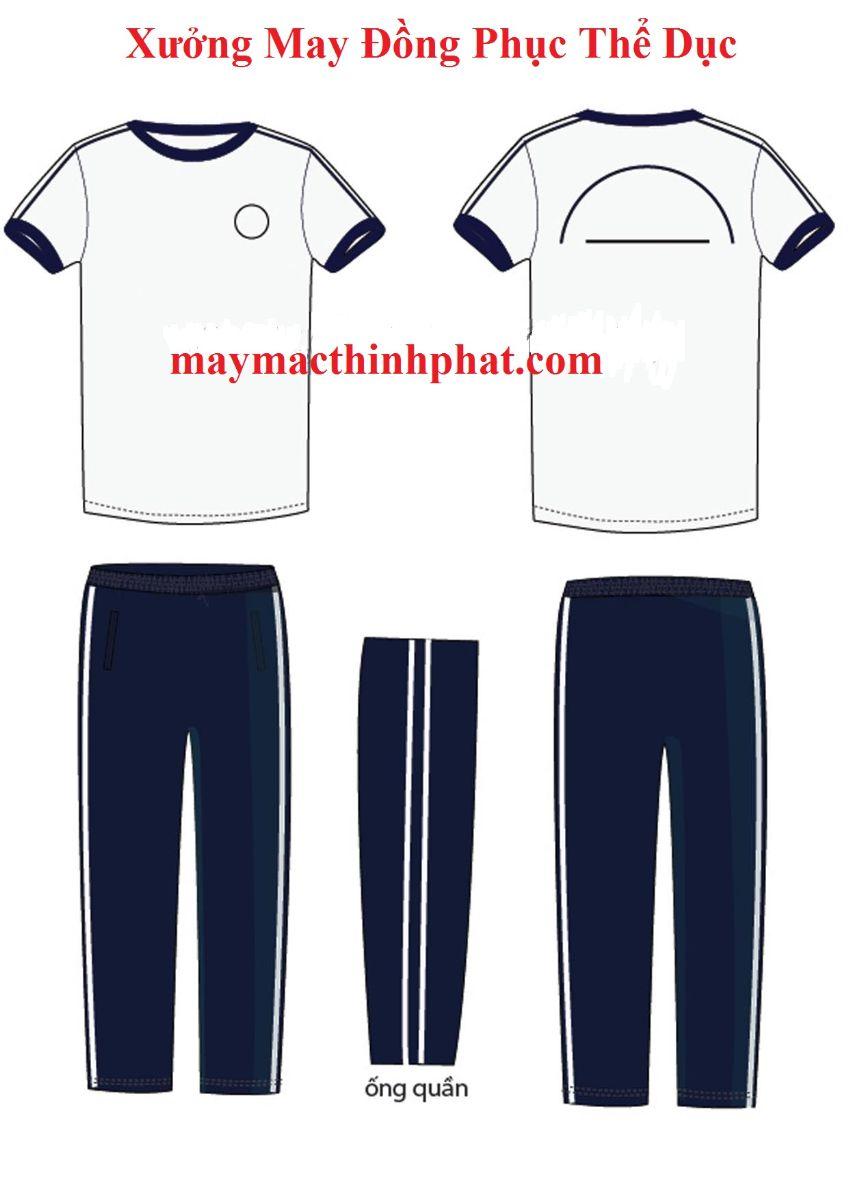 Đồng phục thể dụcTP 26