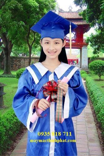 Lễ phục tốt nghiệp TP25