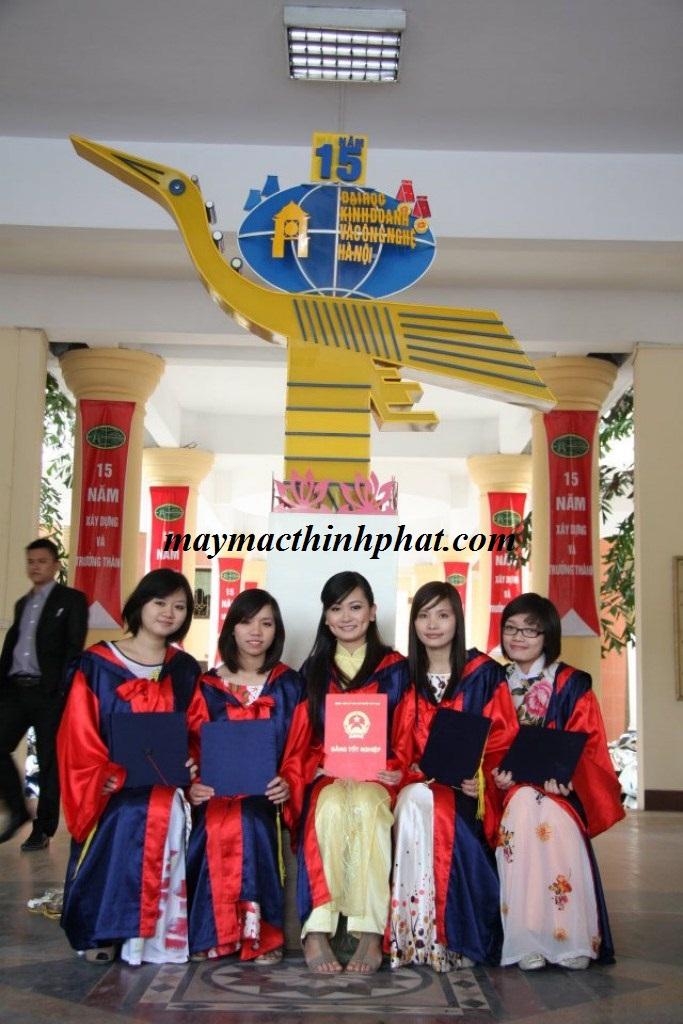 áo tốt nghiệp cử nhân hcm