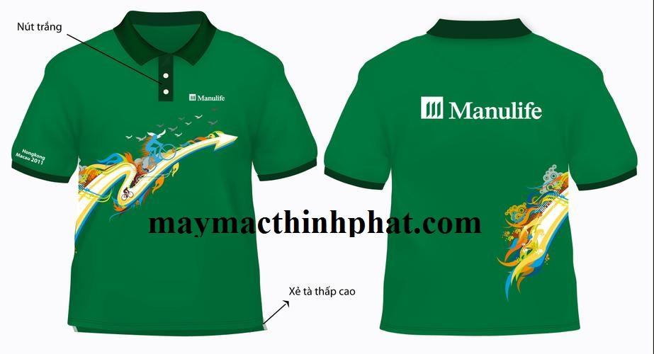 Đồng phục áo phông TP 17