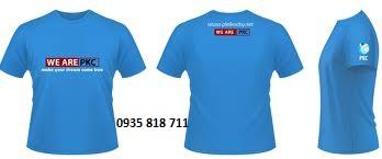 Đồng phục áo phông TP 20