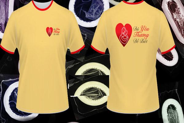 Đồng phục áo phông TP 07