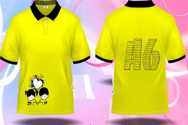 Đồng phục áo phông TP 04