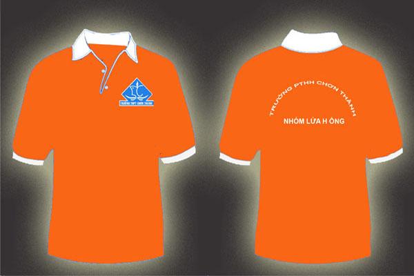 Đồng phục áo phông TP 06