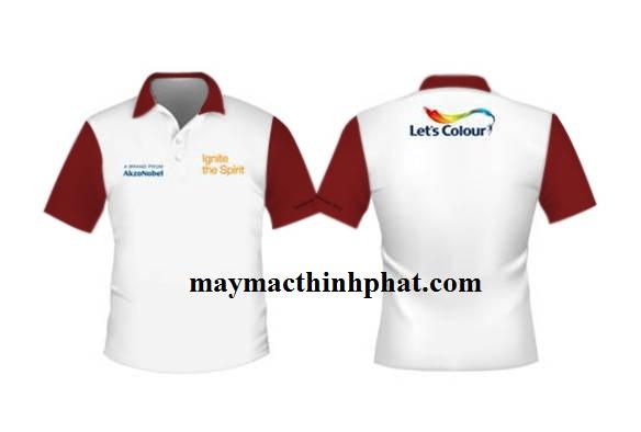 Đồng phục áo phông TP 18