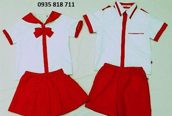 Đồng phục mầm non TP 08