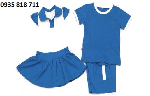 Đồng phục mầm non TP 12