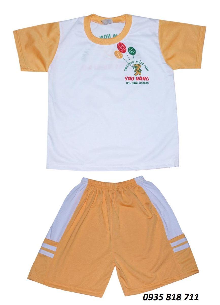 Đồng phục mầm non TP 18