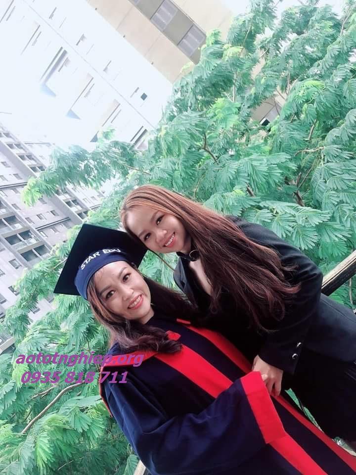 áo tốt nghiệp tại bình định