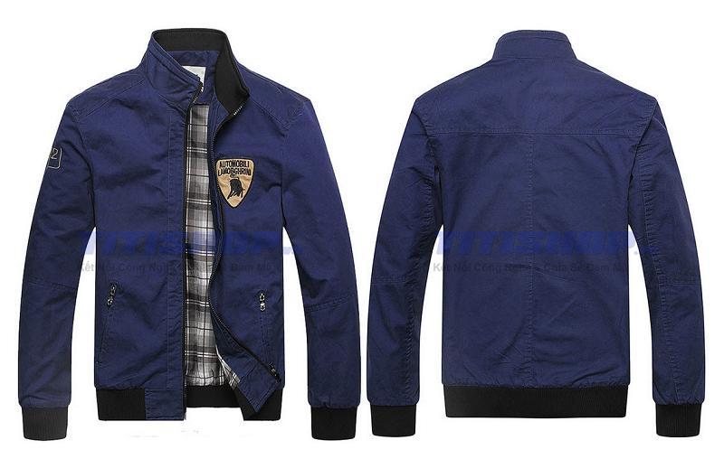 Áo khoác áo gió: TP 19