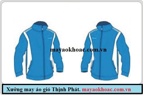 Áo khoác áo gió: TP 46