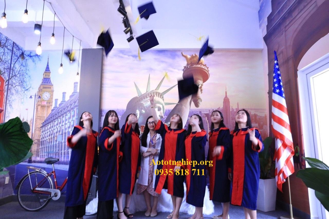 Aó tốt nghiệp Aó Cử Nhân Bình Phước Tây Ninh