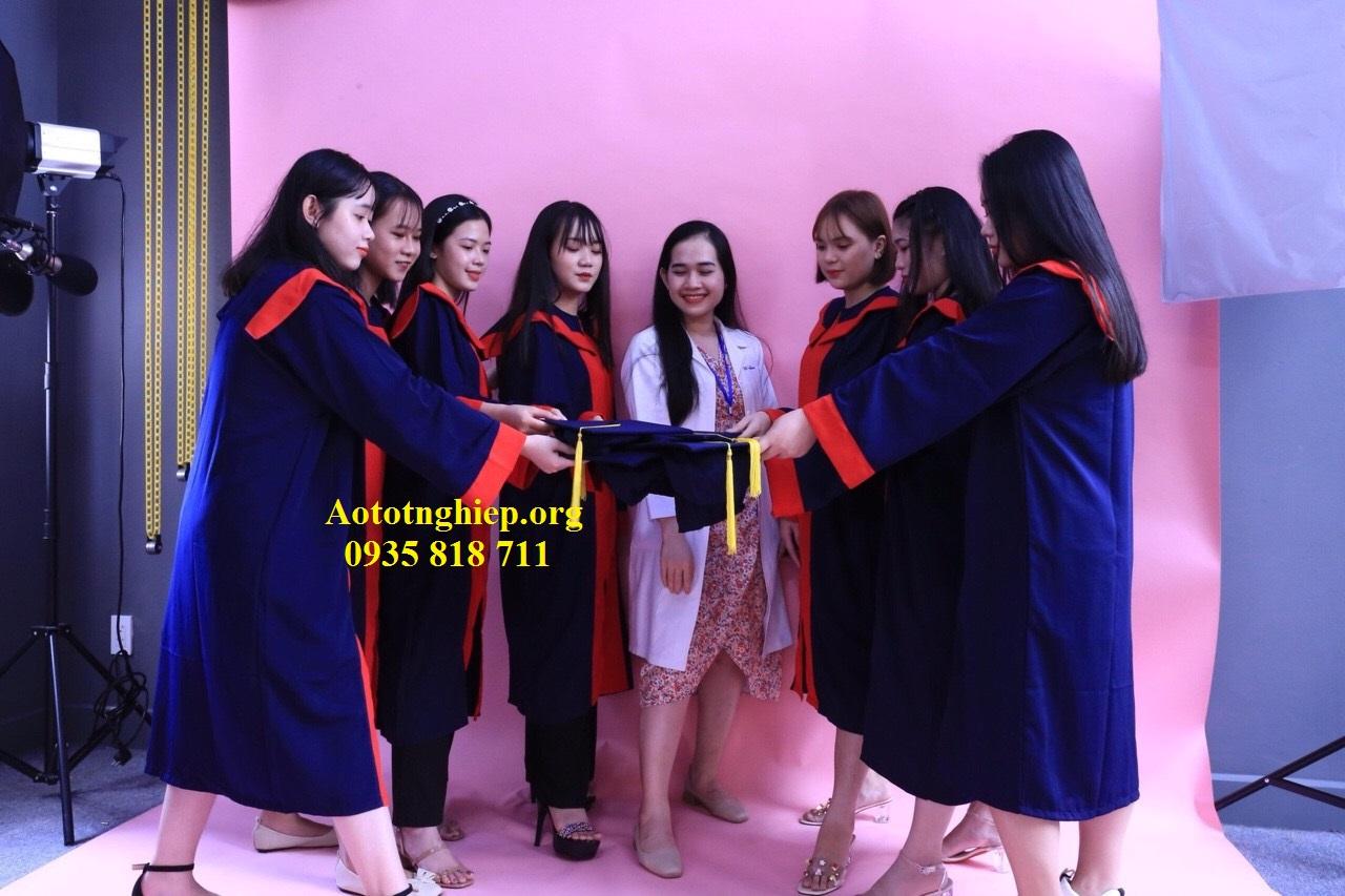 Xưởng May lễ phục tốt nghiệp Cử Nhân Cần Thơ