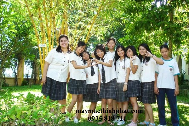Đồng phục sinh viên TP 16