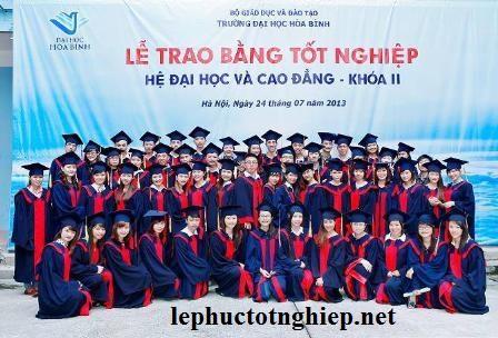 Lễ phục tốt nghiệp TP29