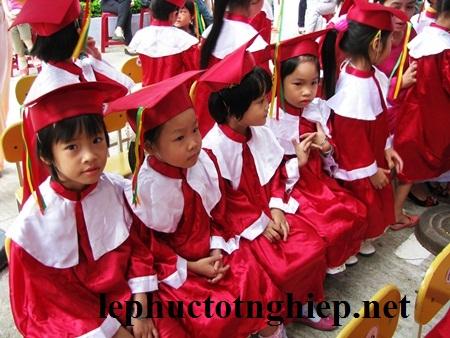 Aó Cử Nhân Mẫu giáo Tiểu học