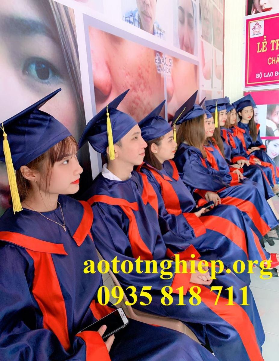 Thuê Áo lễ phục tốt Nghiệp Tai HCM