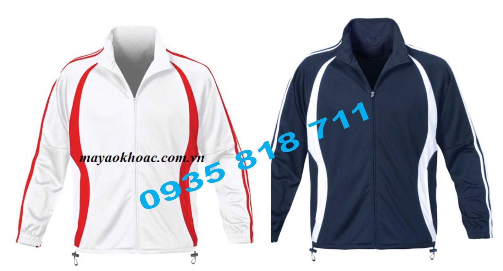 xưởng may áo gió áo khoác tân phú