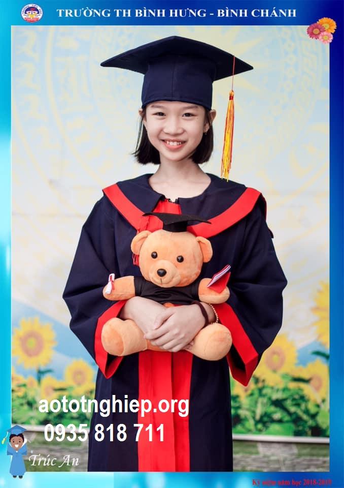 Aó tốt nghiệp tại Đồng Nai Bình Dương